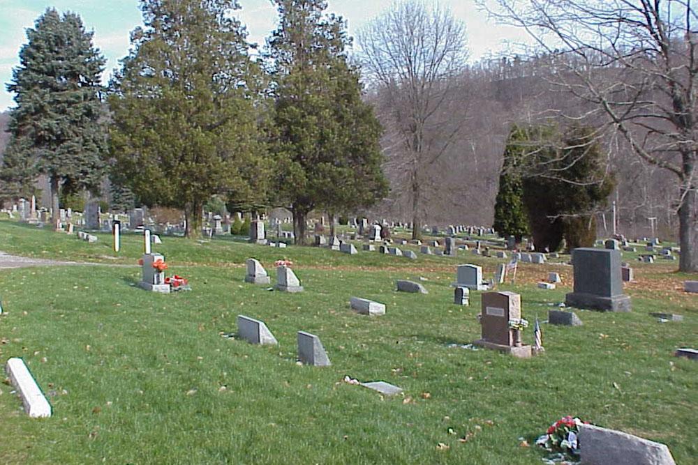 American War Grave Linwood Cemetery