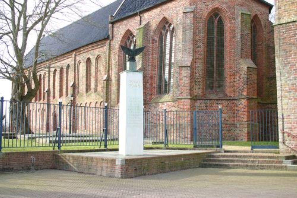 War Memorial 't Zandt