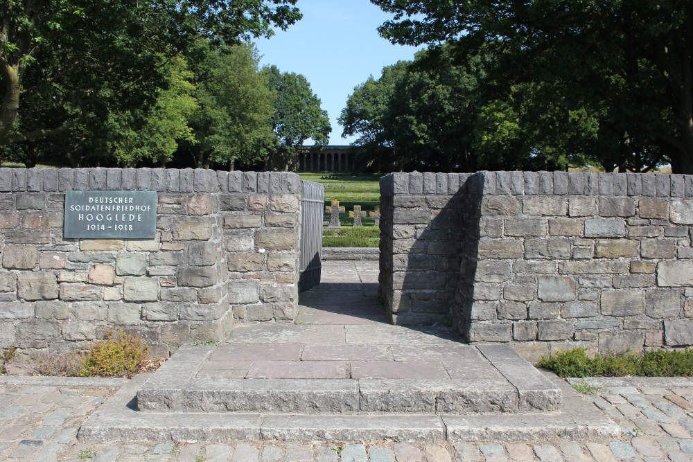 German War Cemetery Hooglede