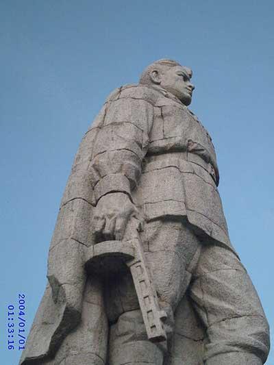 Liberation Memorial Plovdiv