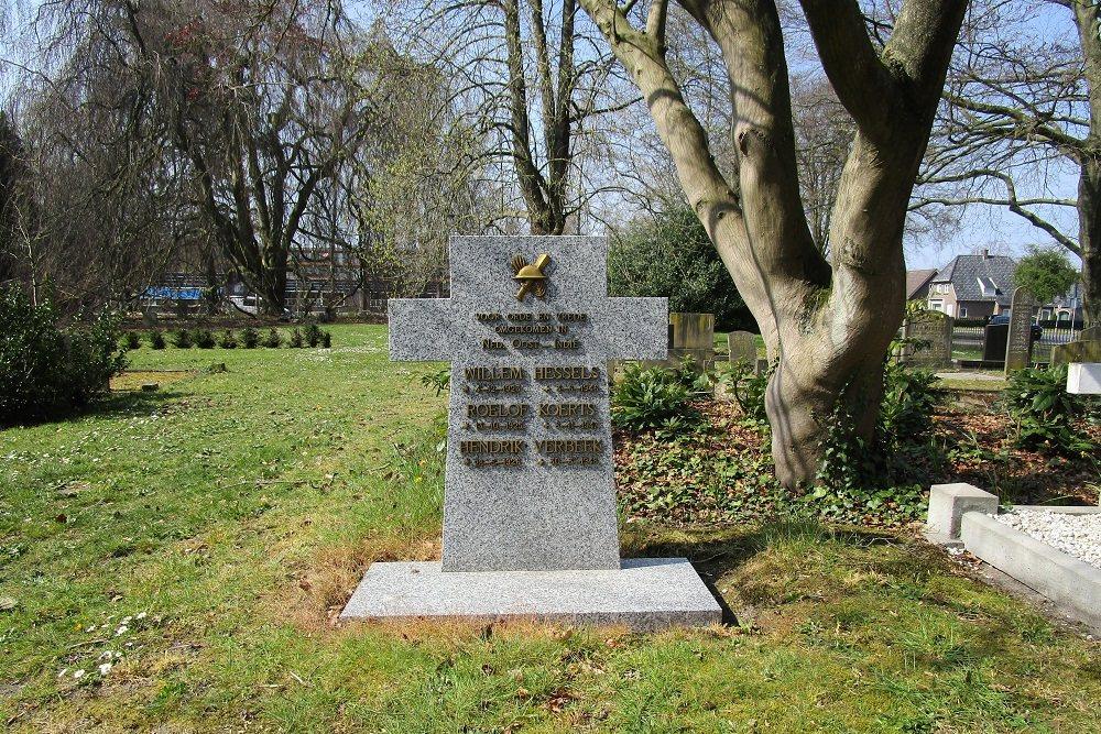 Monument voor Gevallenen in Nederlands Indië