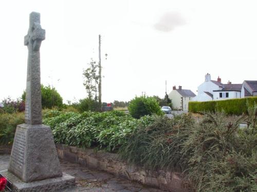 War Memorial Bwlchgwyn