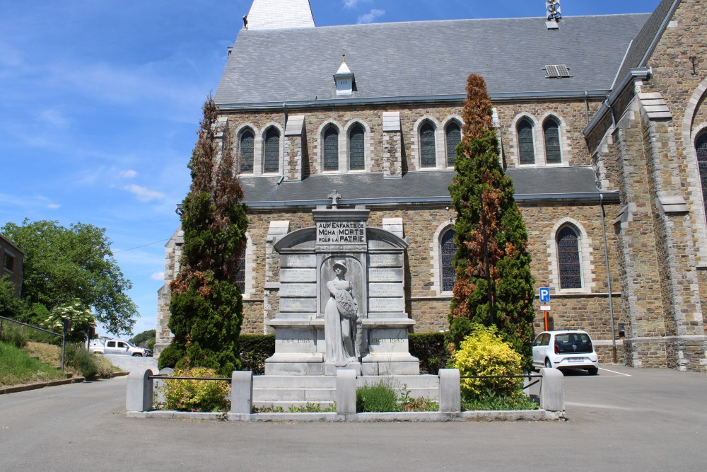 War Memorial Moha