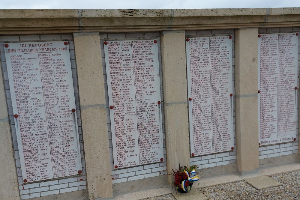 Nationale Necropolis Soizy-aux-Bois