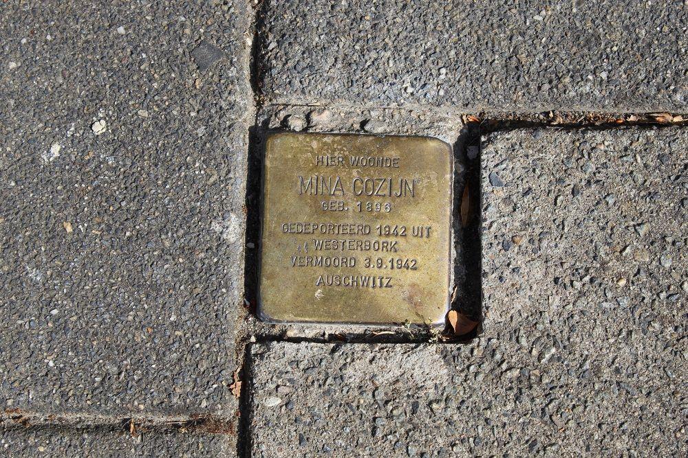 Stolperstein Burgemeester Schoonheijtstraat 37