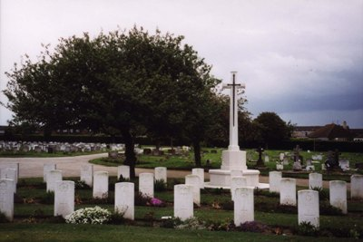Commonwealth War Graves Colchester Cemetery