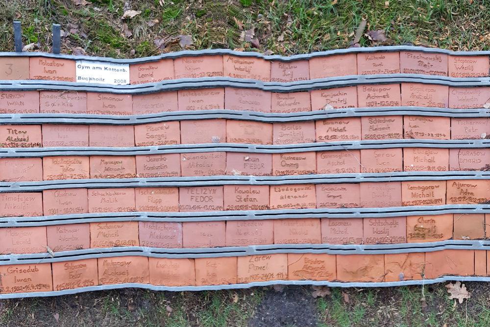 Kampbegraafplaats Stalag 311 (XI C) Concentratiekamp Bergen-Belsen