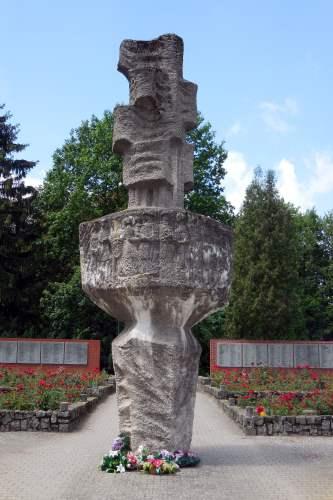 Sovjet Oorlogsbegraafplaats Gryfino