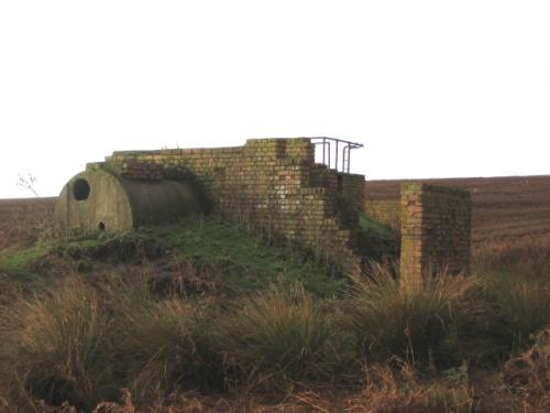 Control Bunker Wrexham Minera Q Site