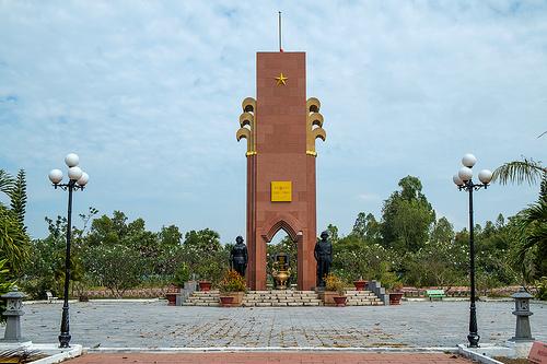 Militaire Begraafplaats Doc Ba Dac