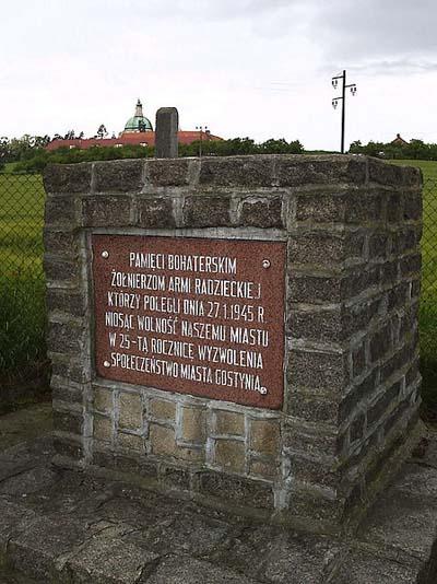 Bevrijdingsmonument Gostyń