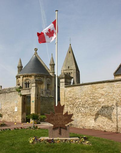 Canadian Memorial Basly