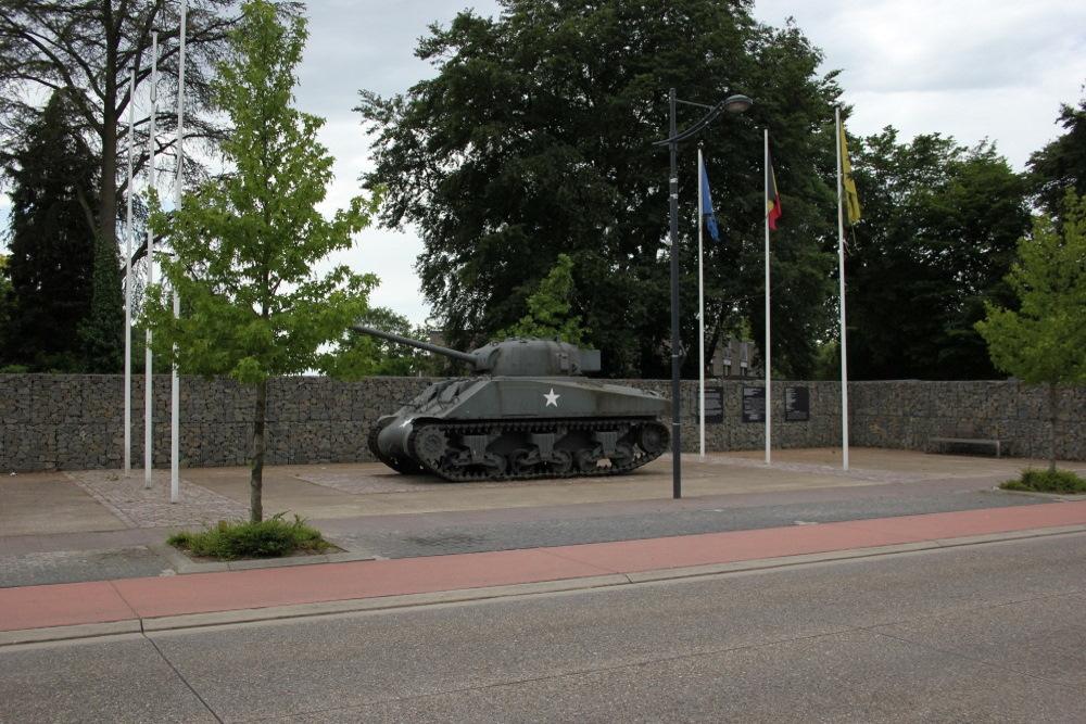 Memorial The Battle Of Hechtel