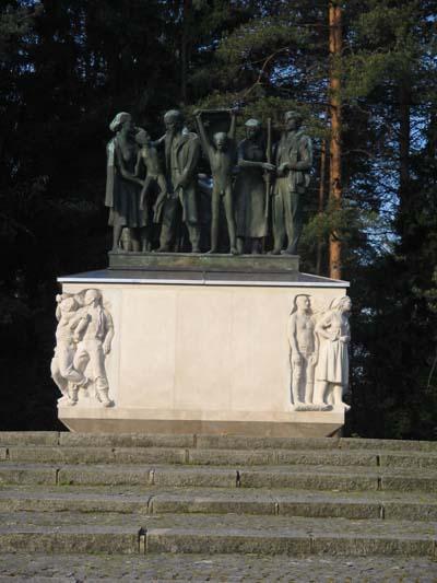 Mass Grave Partisans Sveti Urh
