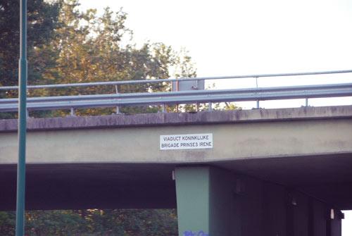 Royal Princess Irene Brigade Viaduct Hilvarenbeek