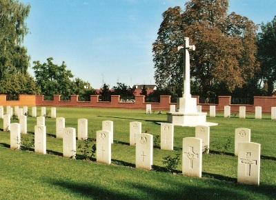 Oorlogsbegraafplaats van het Gemenebest Malbork