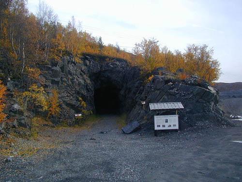 Bjørnevatn Tunnel Kirkenes