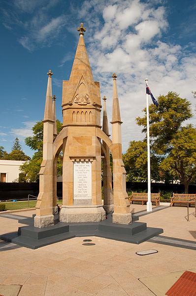 War Memorial Claremont