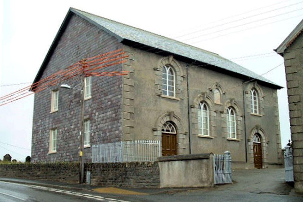 Commonwealth War Graves Bwlchgwynt Calvinistic Methodist Chapelyard
