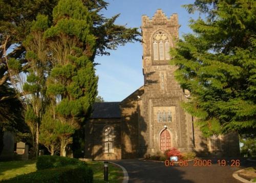 Oorlogsgraf van het Gemenebest Rossorry Church of Ireland Churchyard