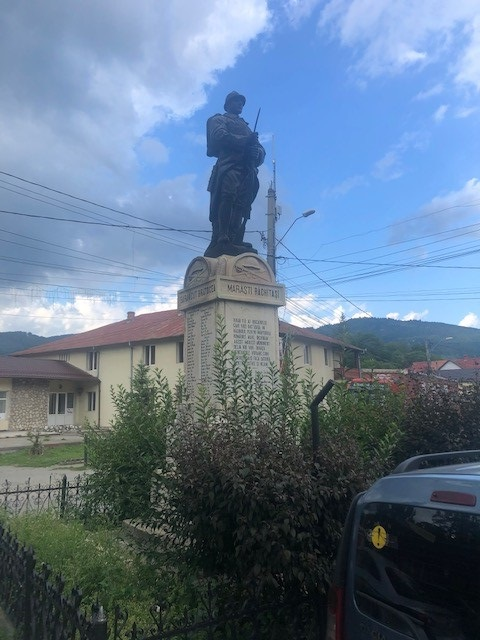 Monument voor de Gesneuvelden Helden van de Eerste Wereldoorlog
