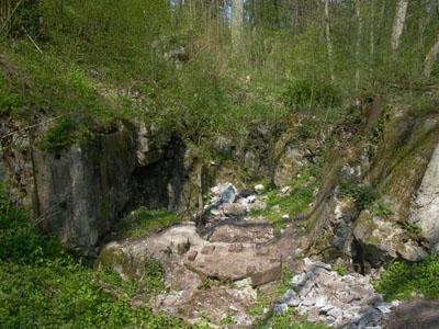 Ostwall - Panzerwerk 866