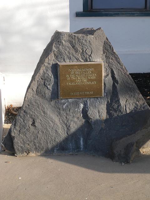 War Memorial Georgetown