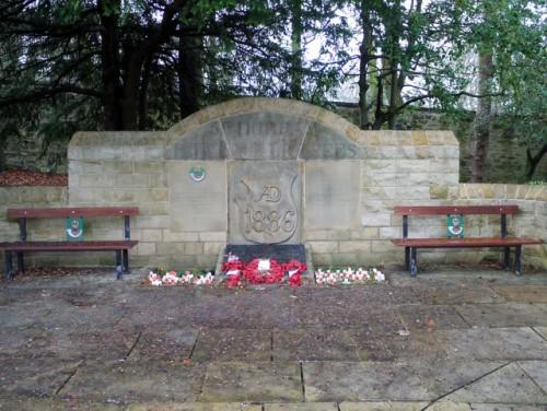 Monument Durham Light Infantry