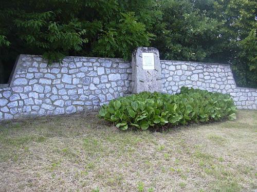 Memorial Capitulation Wehrmacht Ježkovice