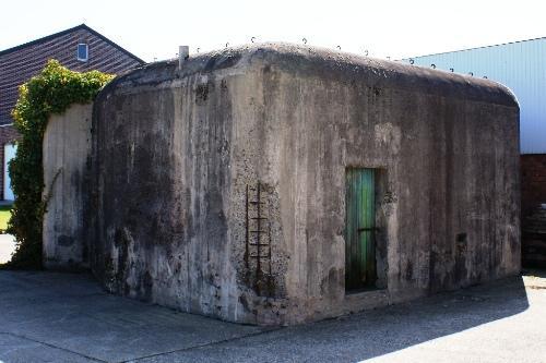 KW-Linie - Bunker P3