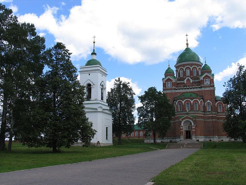 Spaso-Borodinsky Klooster