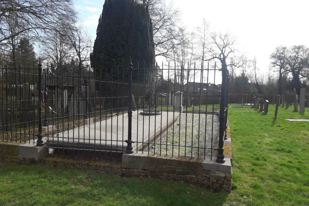 Nederlands Oorlogsgraf Gemeentelijke Begraafplaats Westermeer Joure