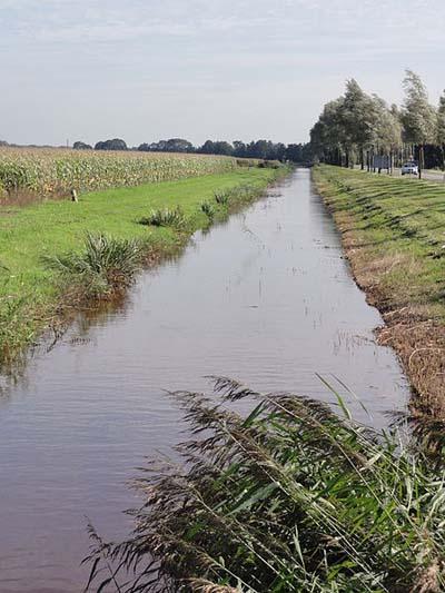 Peel-Raamstelling - Tank Barrier Langenboomseweg (Mill)