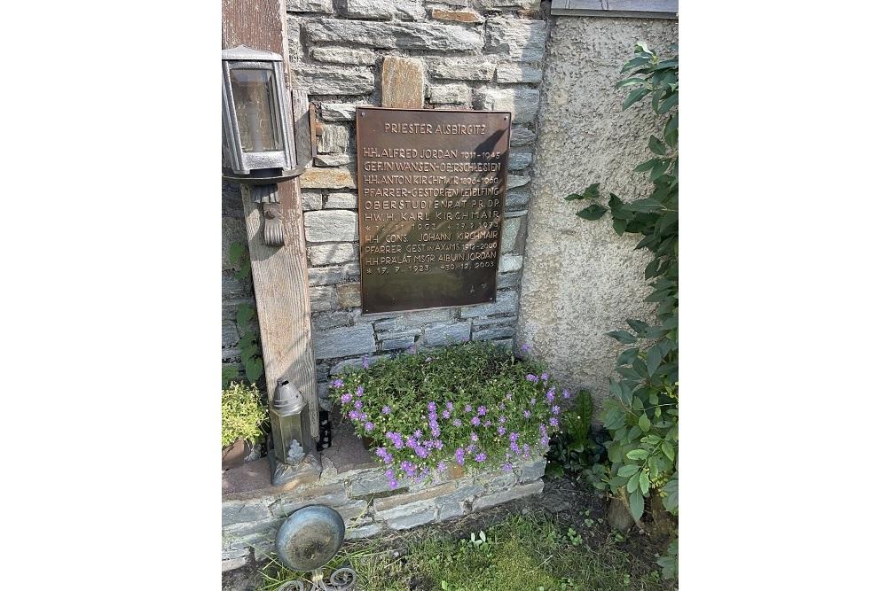 Begraafplaats Birgitz
