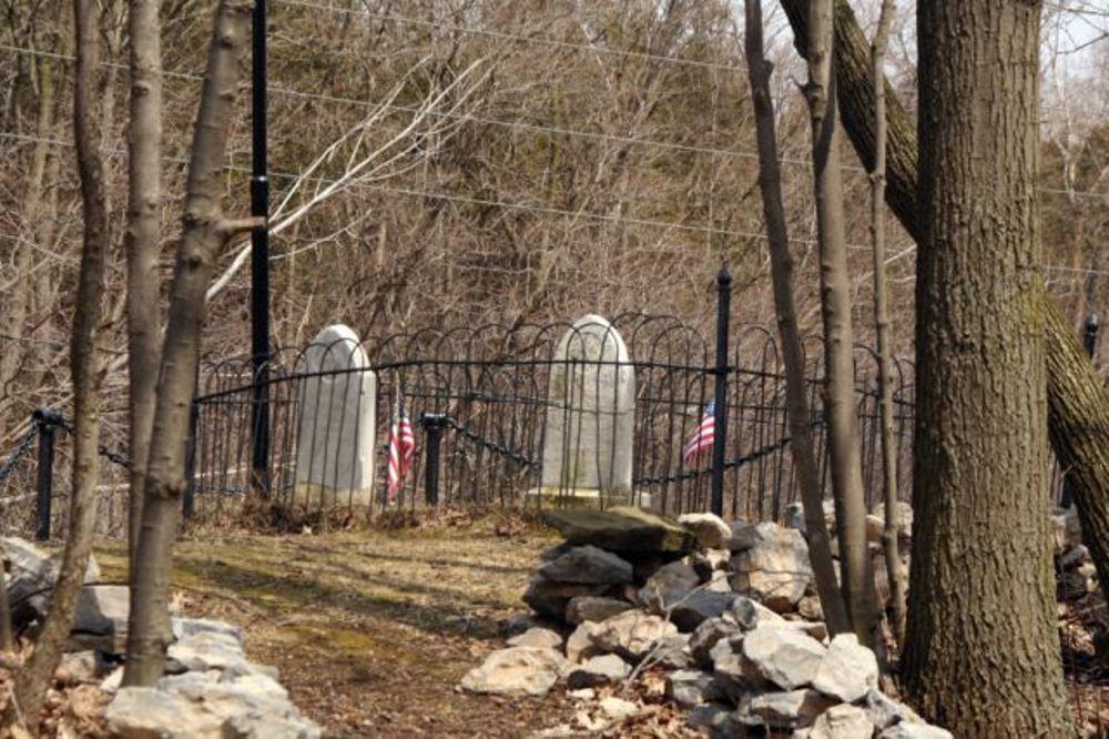 War of 1812 Officers Gravesite