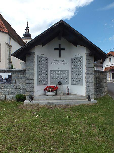 Oorlogsmonument Waldburg