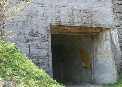 Anlag Sud - German Storage Bunker