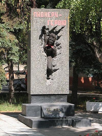 Monument Held van de Sovjet-Unie Anatoly Balabukha