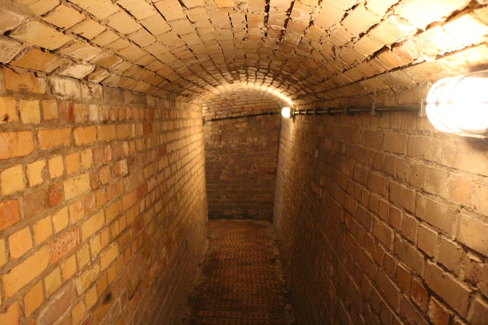 Bunker Atlantikwall Karte.Domein Raversijde The Open Air Museum Atlantic Wall
