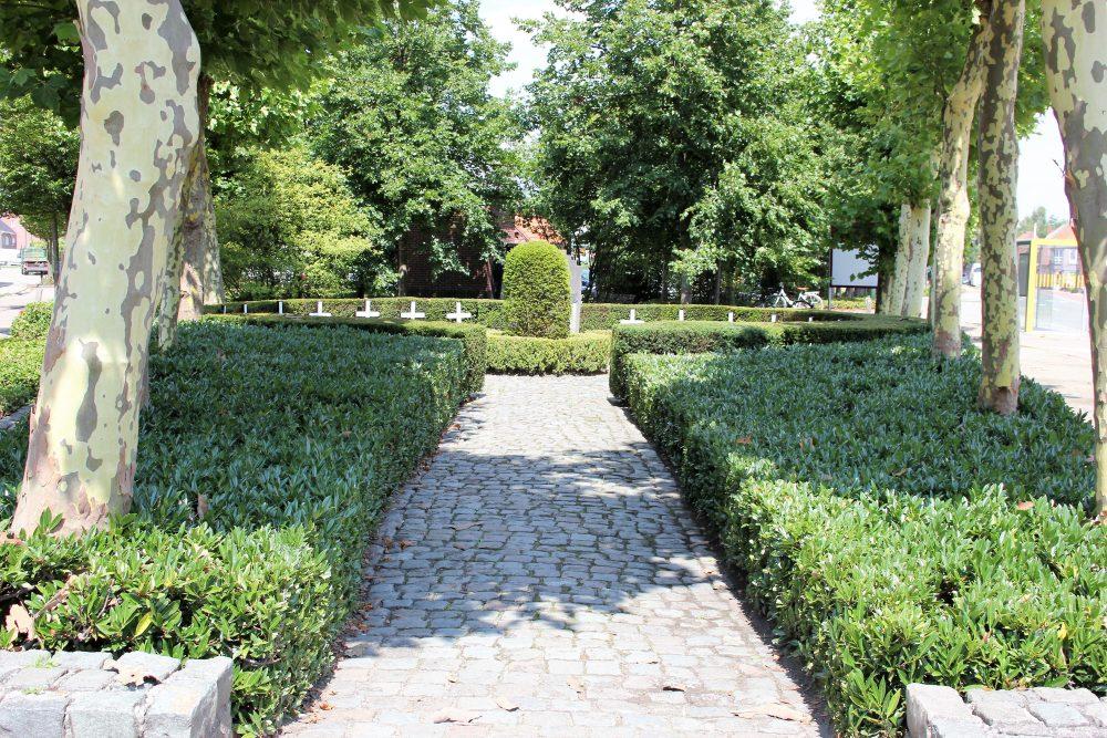 Frans-Belgische Oorlogsbegraafplaats Arendonk