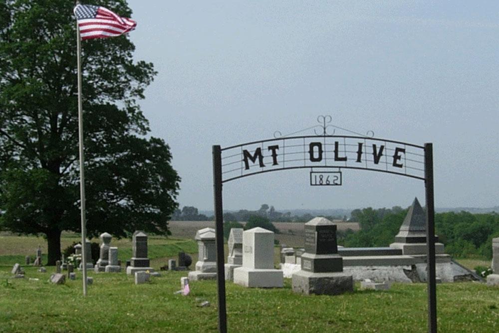 Amerikaans Oorlogsgraf Mount Olive Cemetery