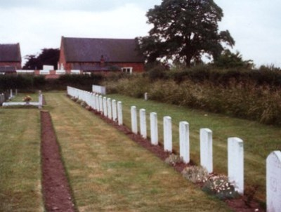 Commonwealth War Graves Saint Mary Churchyard