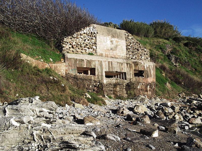 Bunker Playa de Getares