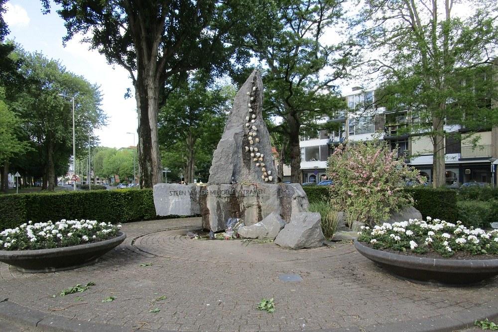 Memorial Civilian Casualties Rotterdam