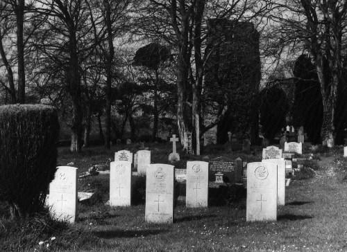 Oorlogsgraven van het Gemenebest Bodmin Cemetery