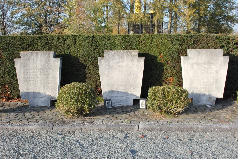 Memorials Second World War
