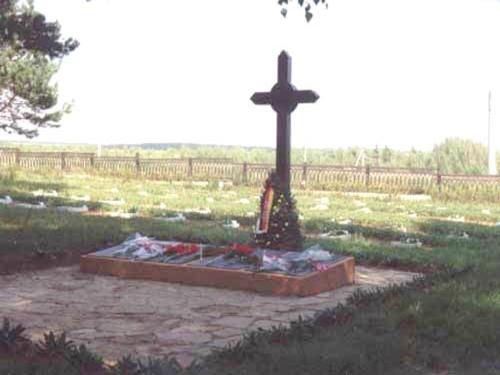German War Cemetery Jelabuga