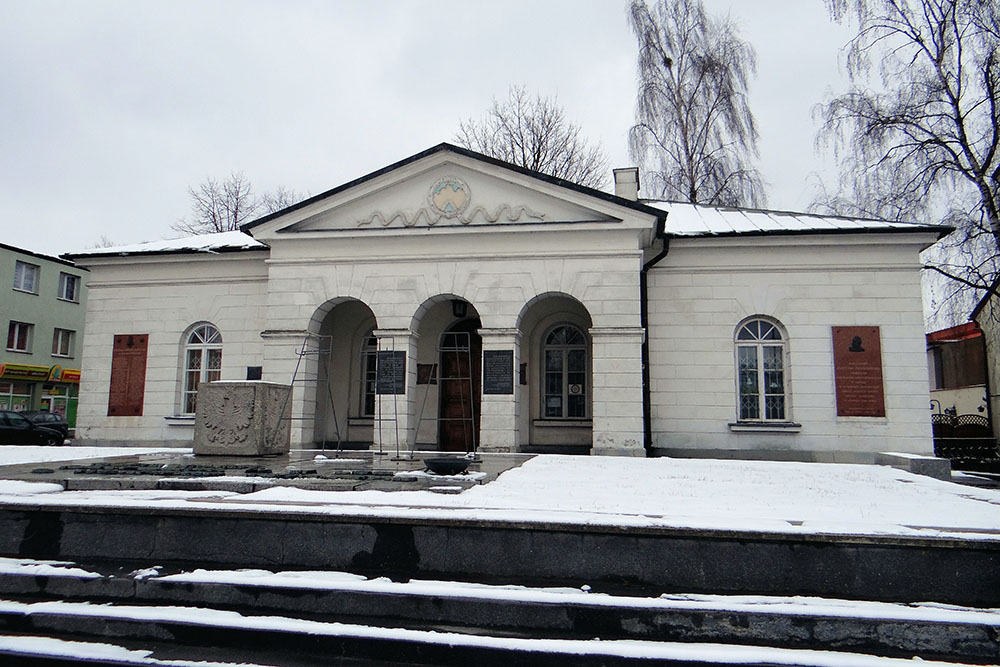 Wachthuis Plock