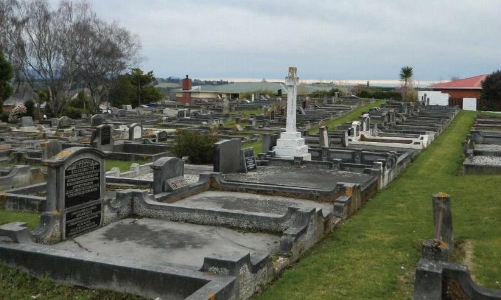 Oorlogsgraven van het Gemenebest Balclutha Cemetery