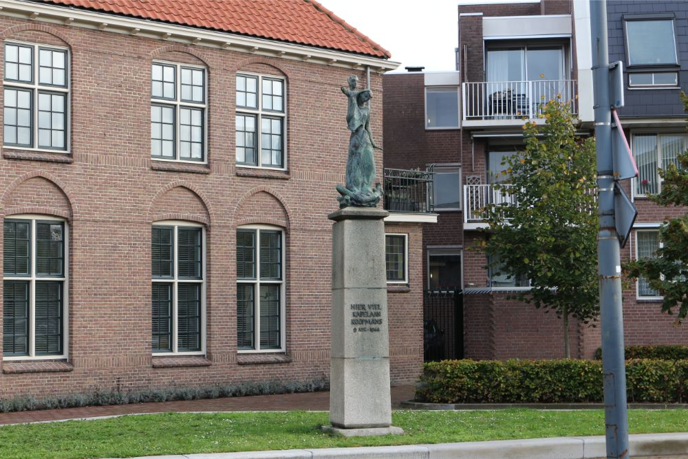Memorial Chaplain Koopmans Den Bosch